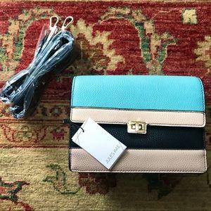Jules kae clutch shoulder dress purse bag